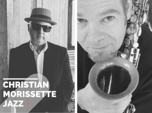 Christian Morissette Jazz reçoit André Larue en spectacle à La Chapelle de Québec