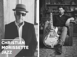 La série Christian Morissette Jazz reçoit François Rioux  en spectacle à La Chapelle de Québec