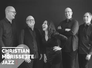 Christian Morissette Jazz reçoit Midnight Jazz en spectacle à La Chapelle de Québec