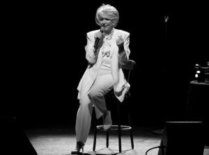 Shirley Théroux en spectacle à La Chapelle de Québec